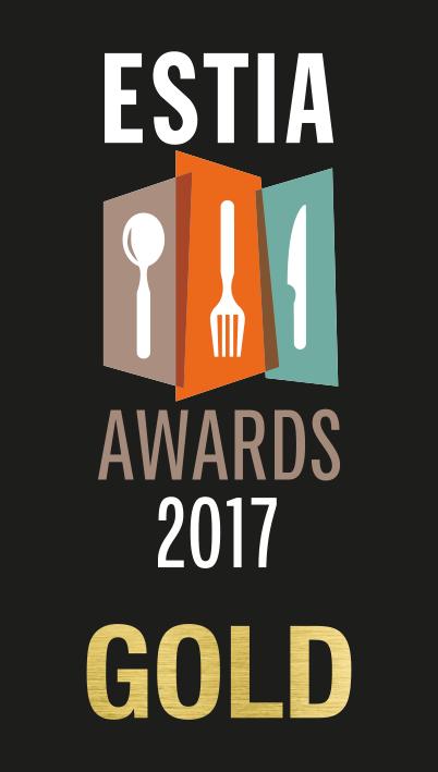 Estia Awards 2017 Gold